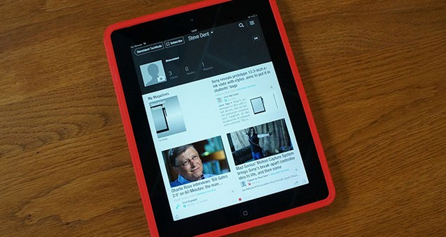 Flipboard adds more curation, social network options with iOS update