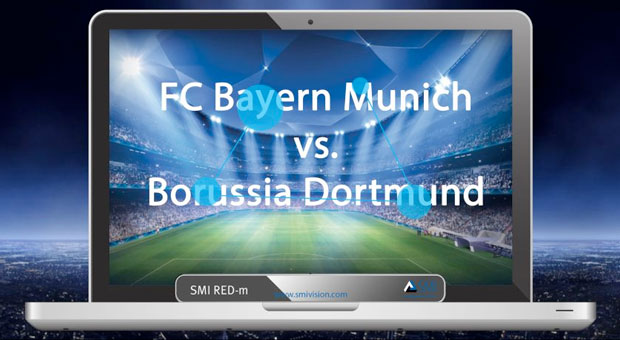 SMI, others to use Champions League final as eyetracking experiment