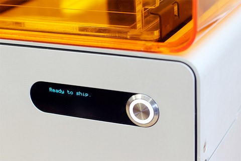 Formlabs ships first Form 1 ...