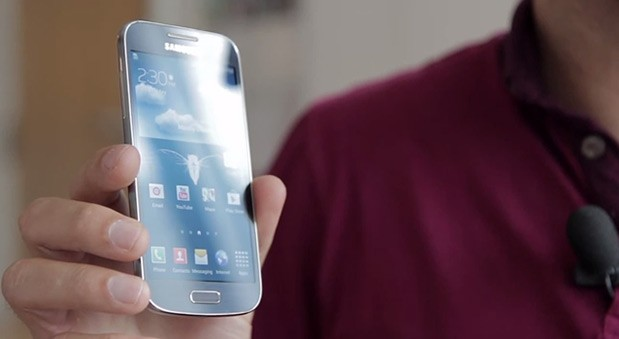 Samsung Galaxy S 4 mini video