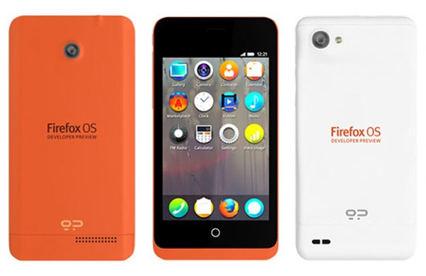 DNP Mozilla offering free phones in hopes of bolstering Firefox OS app development
