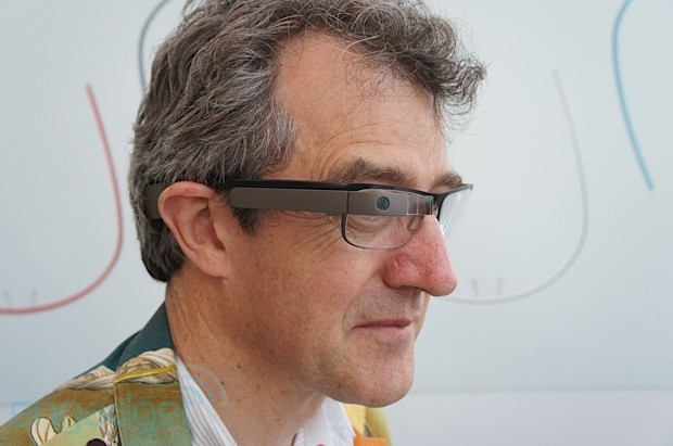 Google Glass 'prescription edition' makes a cameo at Google IO