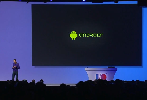Google&#8217;s nearly four-hour I/O 2013 keynote is yours for the watching on YouTube