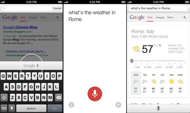 Chrome for Android updated with tab history on slates, fullscreen for handsets