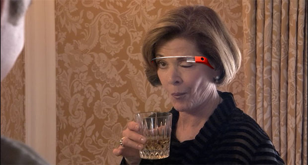Google Glass developer reveals eye wink app