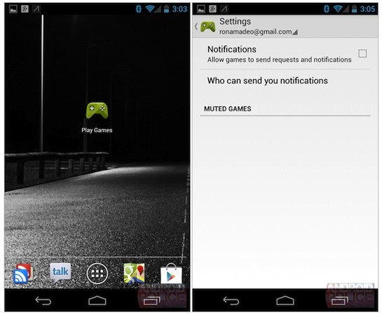 &#039;Google Play Games&#039; leaks, gives Android gamers a home for invites, achievements and more