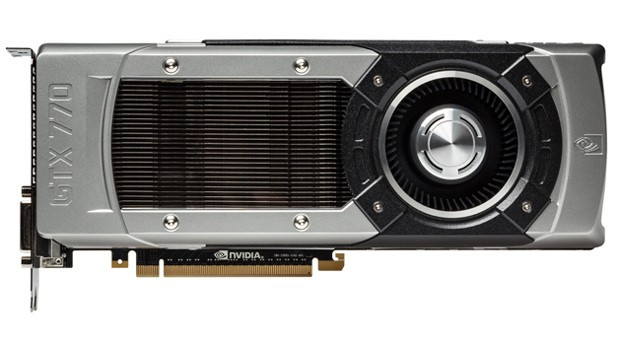 NVIDIA announces GeForce GTX 770 for under $400, says it's faster than last year's GTX 680