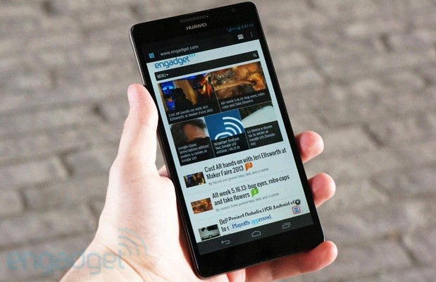 Huawei Ascend Mate review a ...
