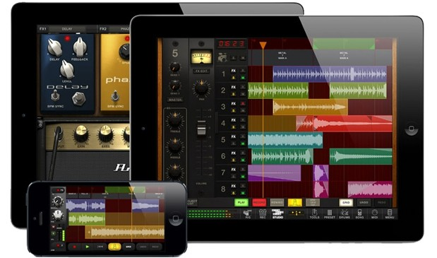 IK Multimedia intros AmpliTube 30 with timeline editing, ships iRig HD