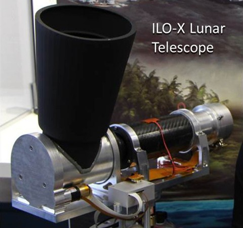 ILOA details its ILO-X lunar telescope, wants it on the Moon in 2015