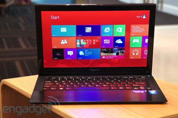 Sony VAIO Pro 11 review finally, a new flagship ultraportable to replace the Z