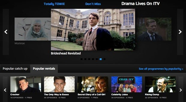Samsung will get exclusive access to ITV's Player app on its Android devices