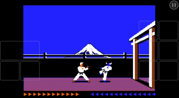 Karateka Classic punches its way to Android and iOS on May 16th
