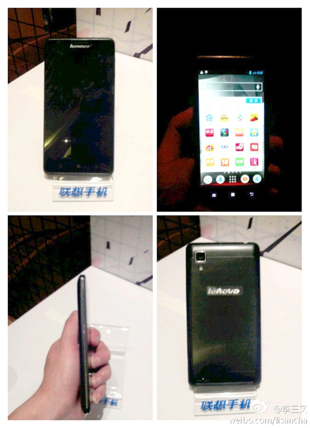 Lenovo P780 teased by Kobe Bryant, boasts a 5inch display with 4,000mAh battery
