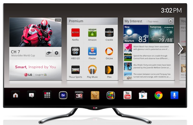 LG may bring Google TVs to Korea, China soon; seeing 'good returns' in the US