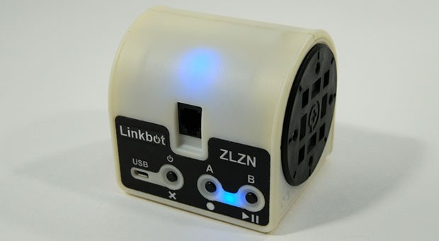 Insert Coin: Linkbot modular robotic platform lets you quickly build a bot, skills