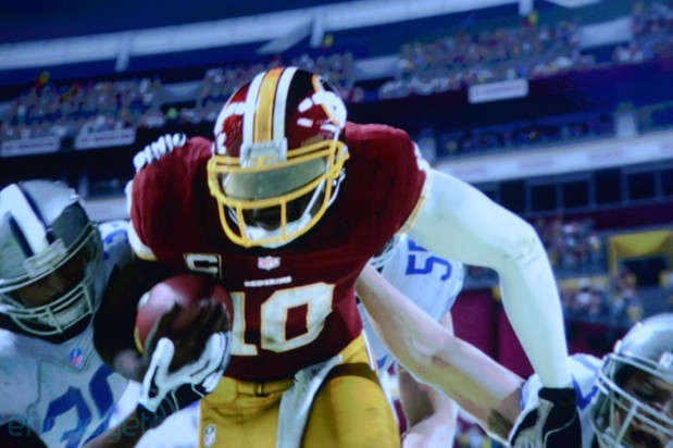 EA shows first Xbox One games: FIFA, NBA Live, Madden and UFC