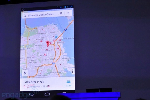 Google Maps redesigned with improved search, ratings and more