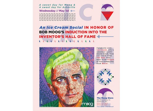 Bob Moog to be inducted ...