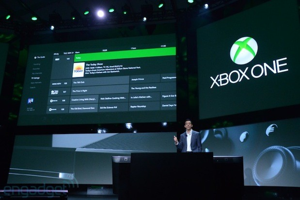 Xbox One includes HDMI passthrough, adds overlays to and takes control of your cable box
