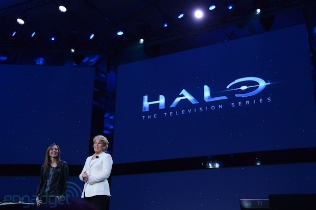 Microsoft announces Halo liveaction TV series created by 343 industries and Steven Spielberg