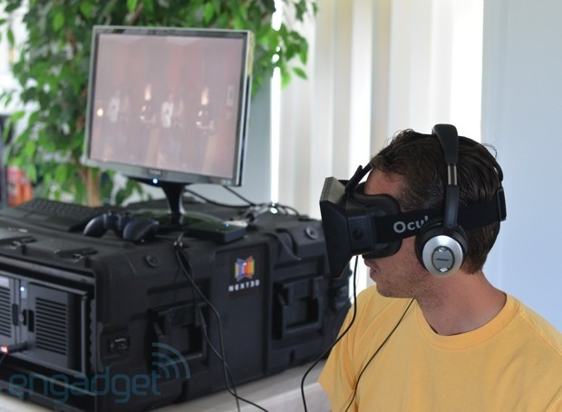 Next3D's plan to bring recorded video to the Oculus Rift