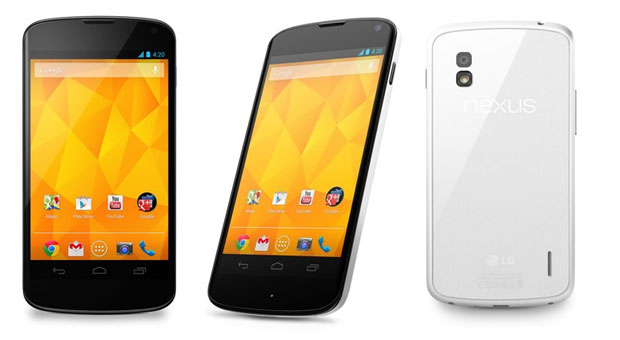 LG New Nexus 4 White Price & Specifications in Pakistan