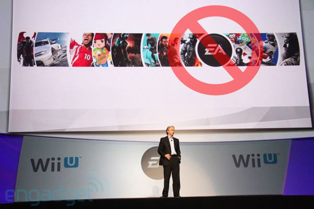 No new EA games in development for Wii U, company reveals