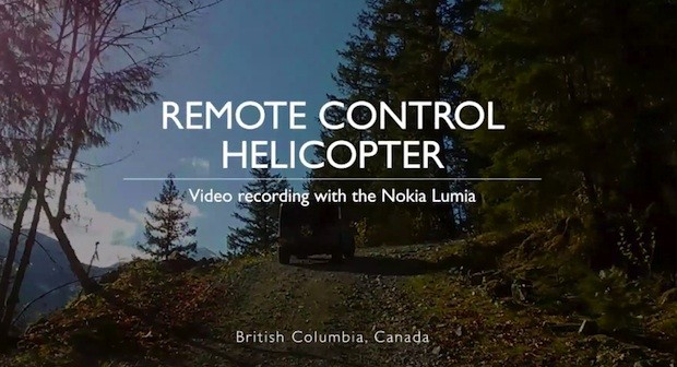 Latest Nokia Lumia 928 teaser demonstrates OIS skills