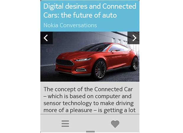 DNP  Nokia Xpress Now browser in beta brings content discovery to Asha phones