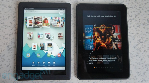 Microsoft said to be pondering $1 billion Nook Media purchase