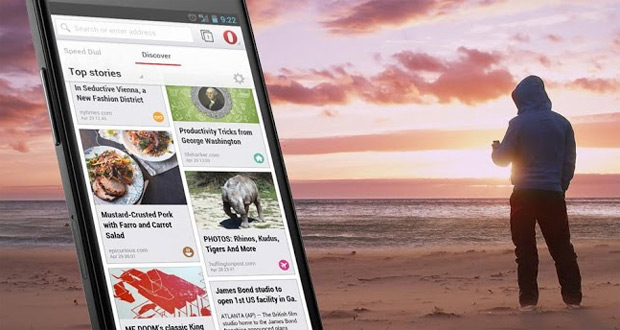 Opera for Android drops the beta, available on the Play store now