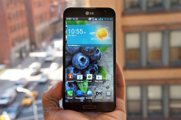 PSA: LG Optimus G Pro now available at AT&T