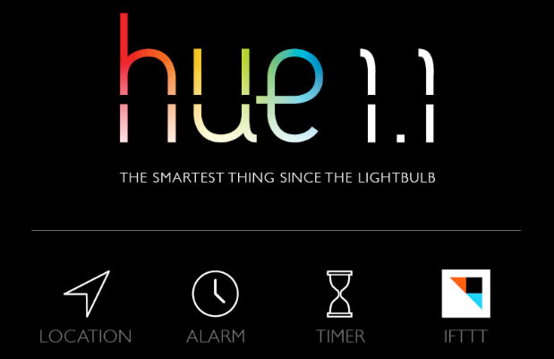 Philips Hue just got a little brighter with 1.1 app update