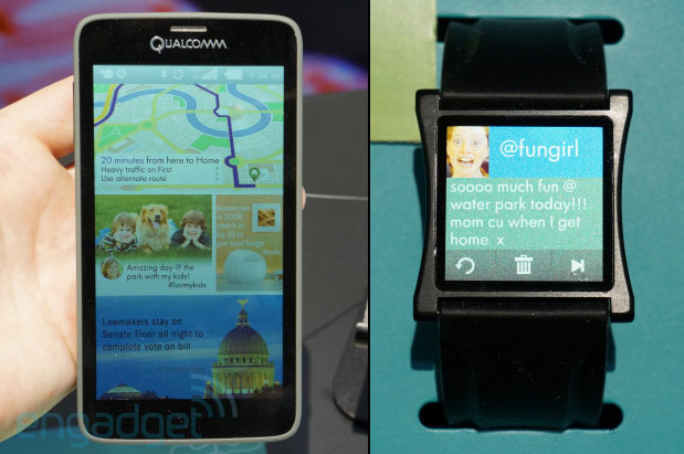 Qualcomm demos nextgen 2,560 x 1,440 Mirasol display handson video