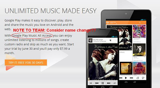 DNP Editorial Google confuses magic with middling as it steps into music streaming