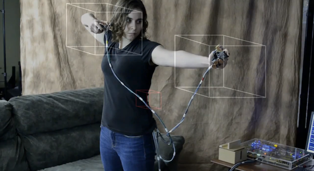 Mad Genius' Motion Capture System Sony's breakapart DualShock 3
