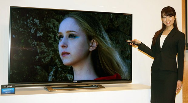 Sharp launches two new Aquos 4K LCD TVs into the Japanese market