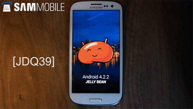 Galaxy S III Android 422 firmware leak adds various S 4 features