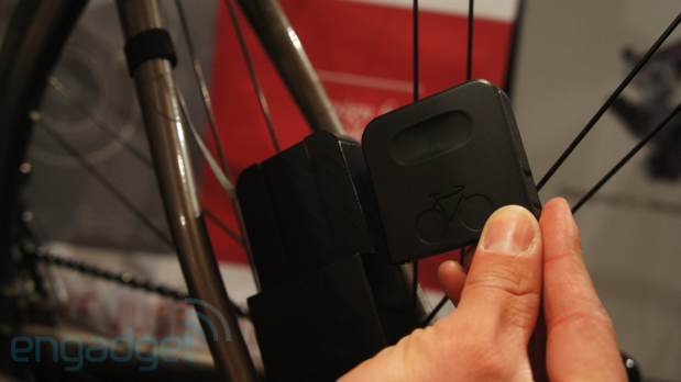 Siva Cycle bikepowered battery charger eyeson video