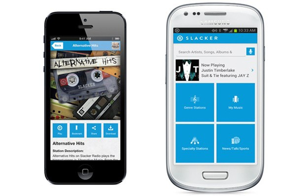 Slacker lures 6 million new listeners, makes profit on both free and paid users