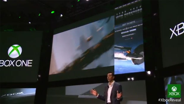 Xbox One's 'Snap Mode' lets you use two apps simultaneously