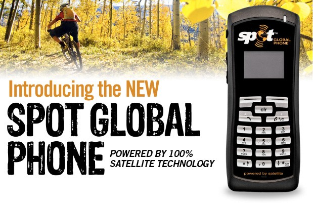 Spot satellitepowered Global Phone keeps adventurers connected worldwide for $  499