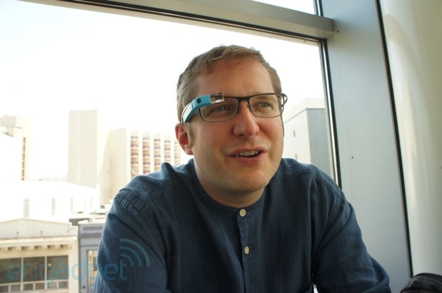 Wearable technology and AR pioneer Thad Starner on how Google Glass could augment our realities and our memories