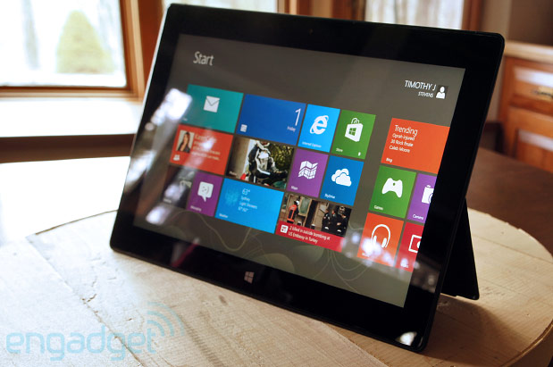 Microsoft Surface Pro coming to ...