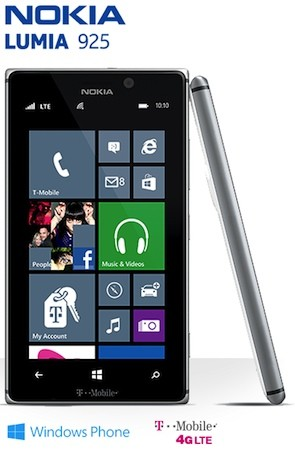 Nokia Lumia 925 is coming to TMobile in the US
