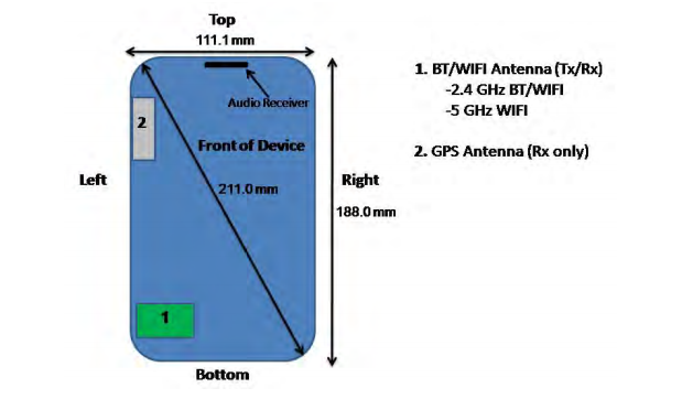 Samsung Galaxy Tab 3 surfaces at the FCC