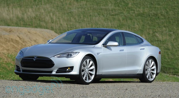 Tesla Model S now has $  6,500 Performance Plus option for more range, better handling