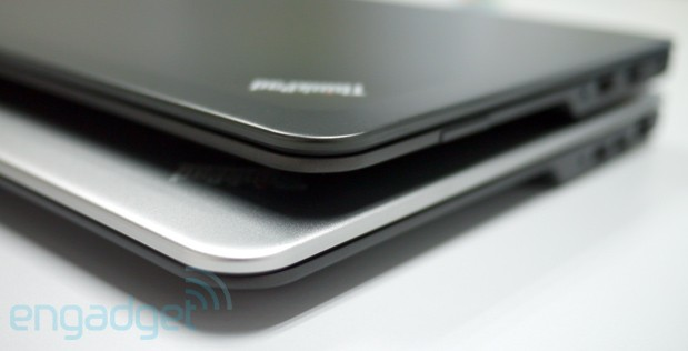 Lenovo ThinkPad S3 and S5 tease new aluminum design, to feature