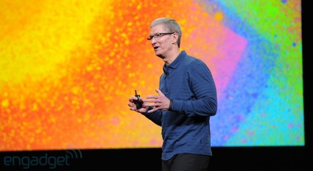 Tim Cook says US-made Mac will be new model in an existing family